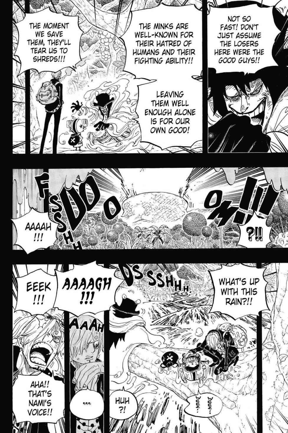 One Piece, Chapter 811 image 004
