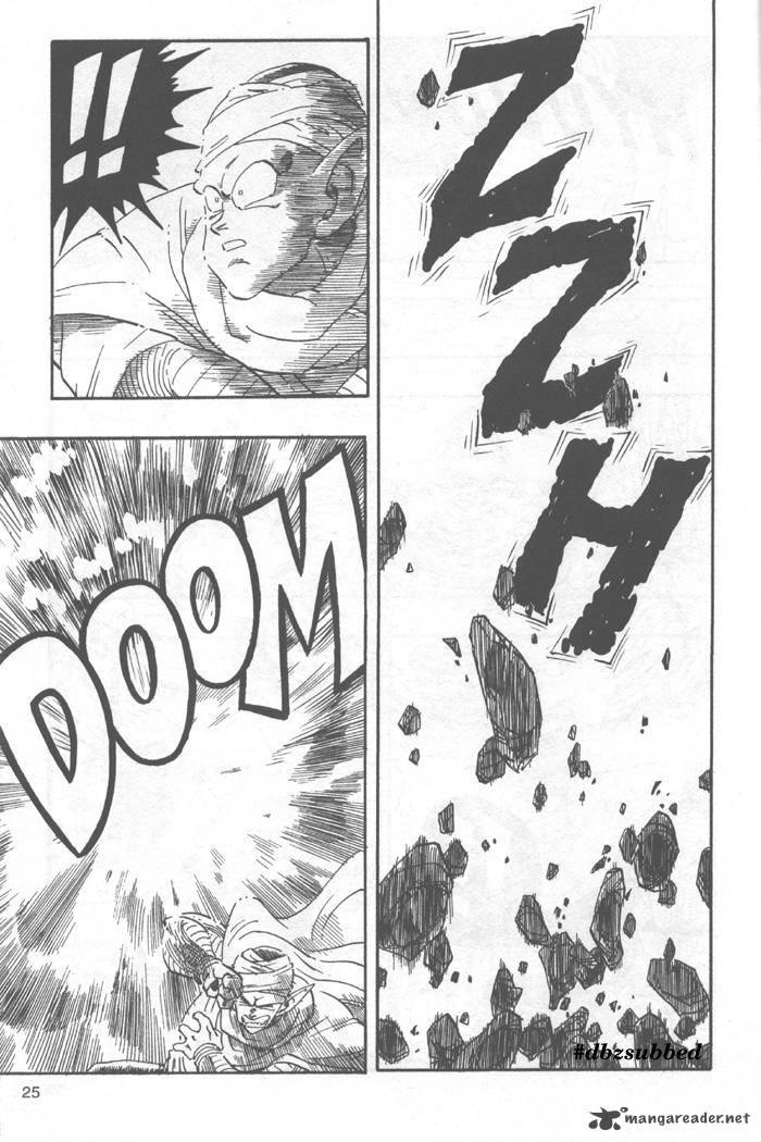Dragon Ball, Chapter 206 image 010
