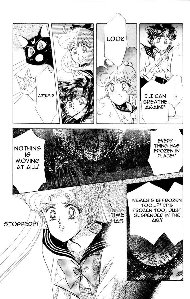 Sailor Moon, Cahpter 25 image 012