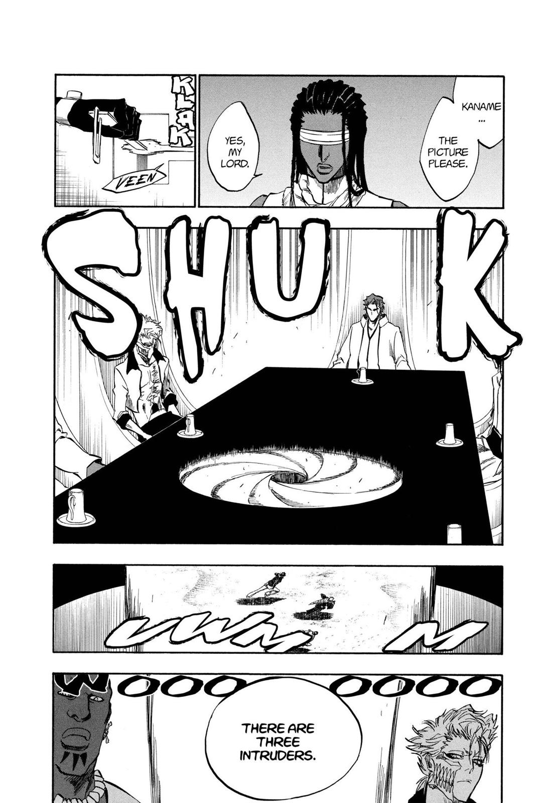 Bleach, Chapter 245 image 003