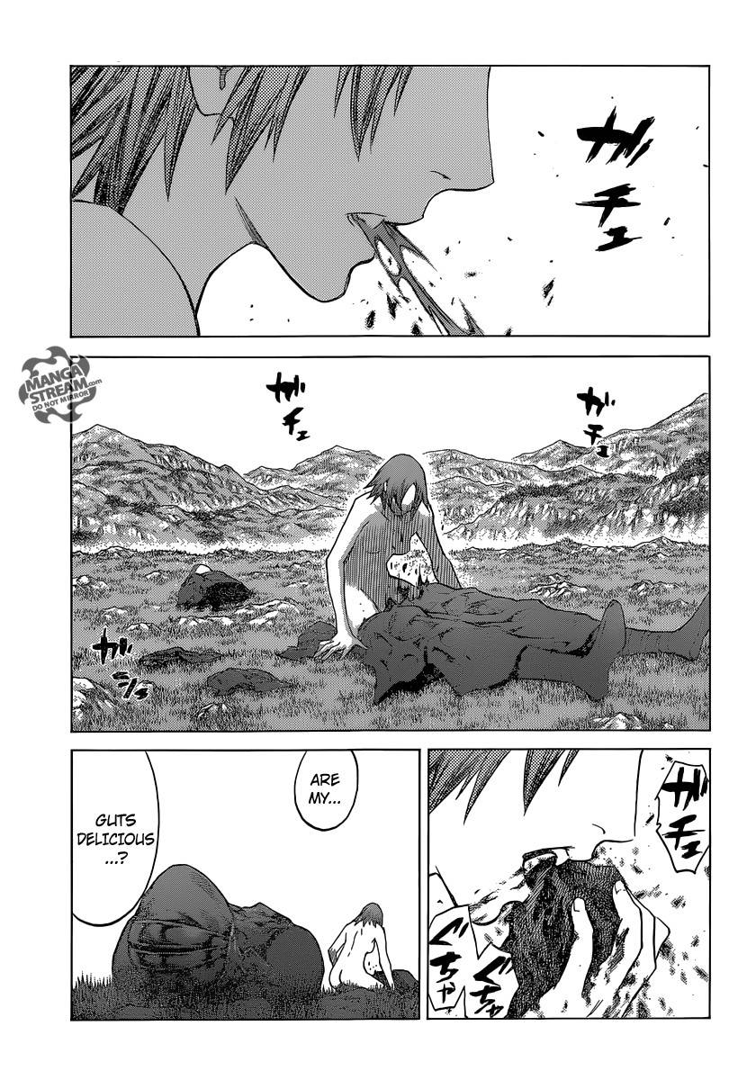 Claymore, Chapter 143 image 026