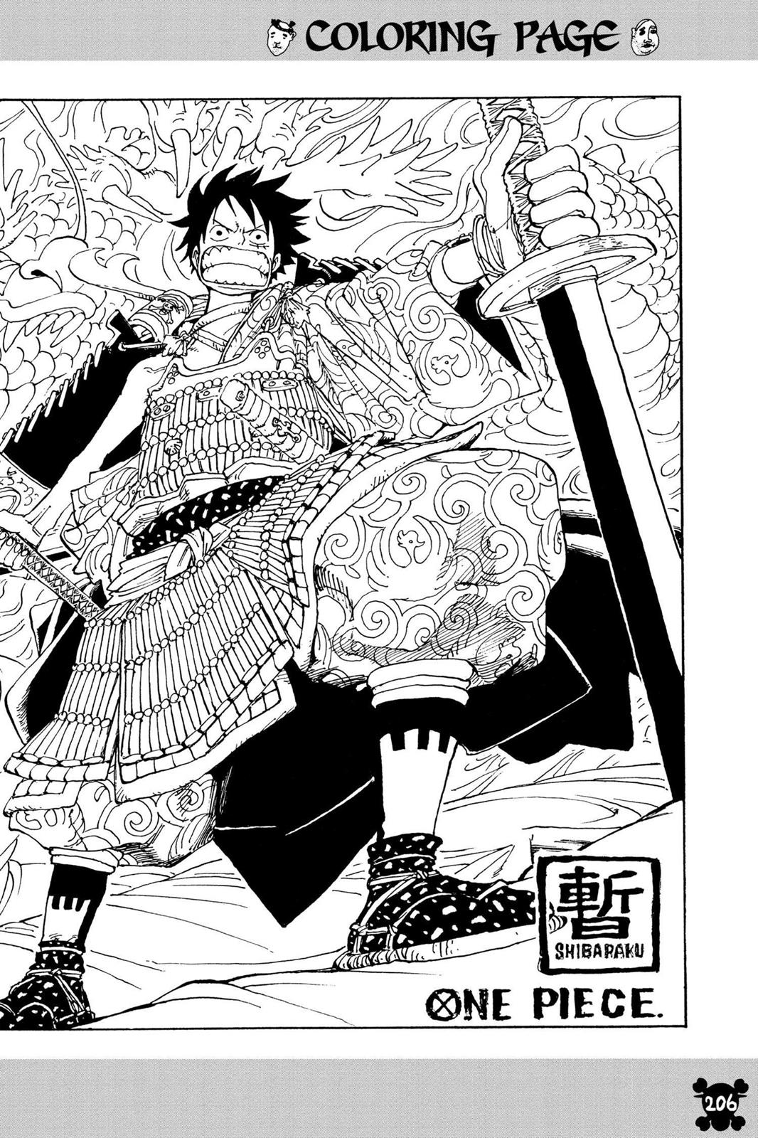 One Piece, Chapter 346 image 020