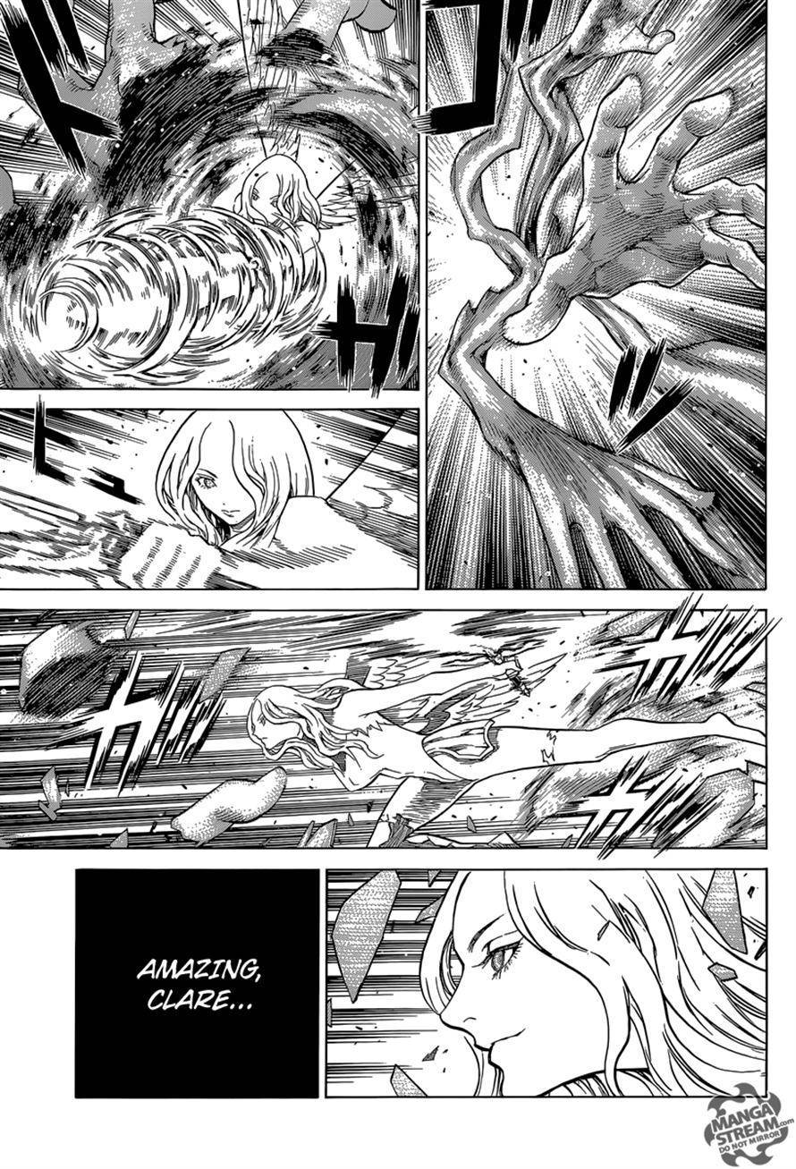 Claymore, Chapter 154 image 009