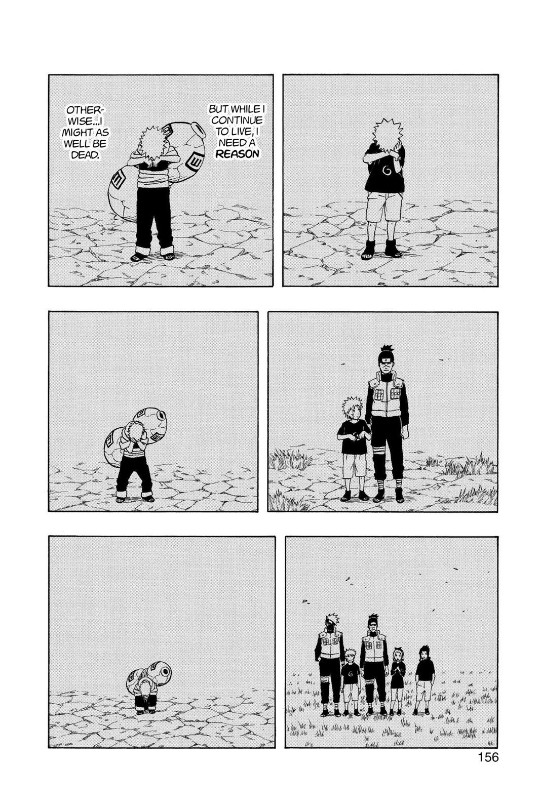 Naruto, Chapter 252 image 008
