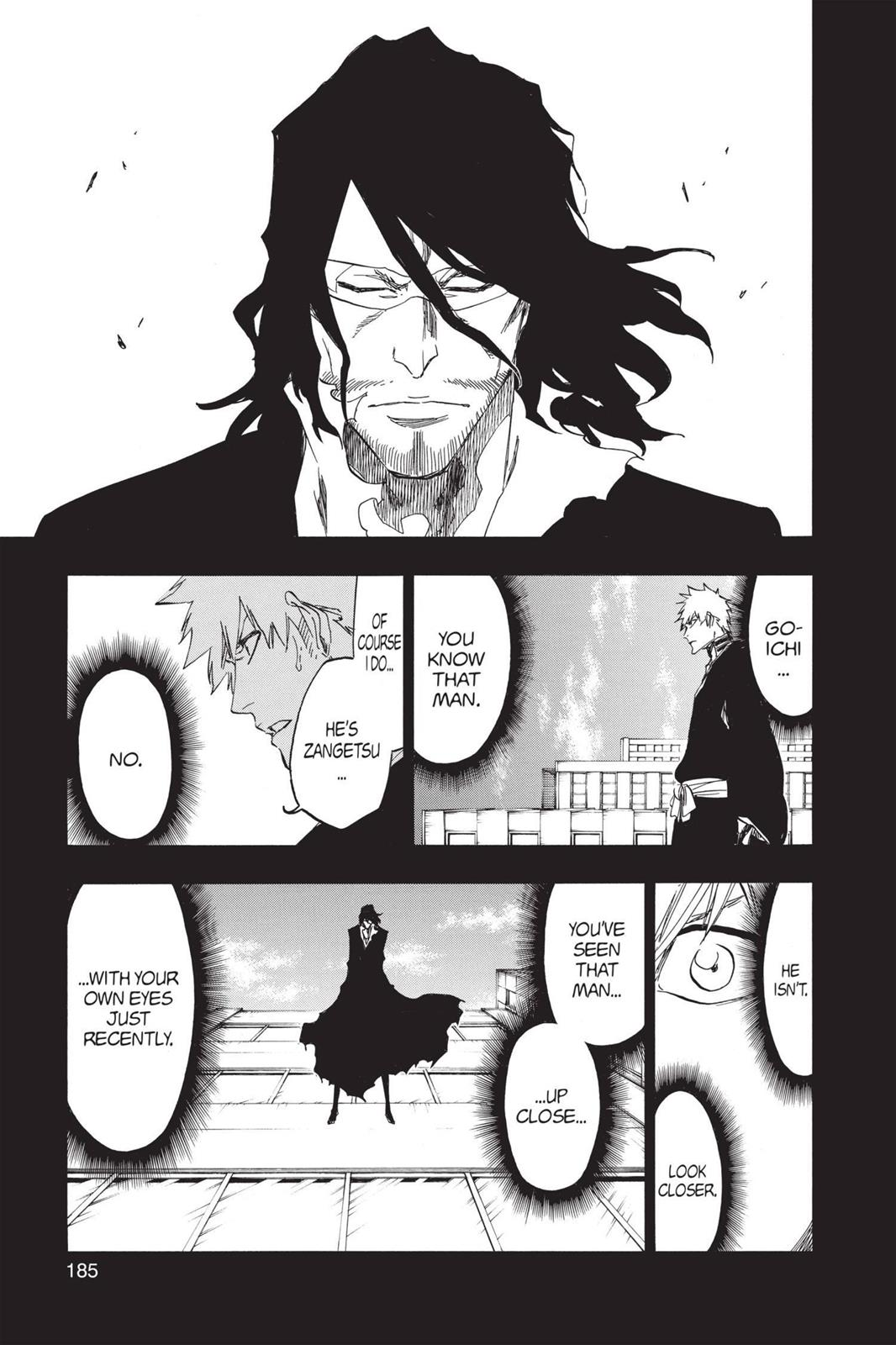 Bleach, Chapter 540 image 015