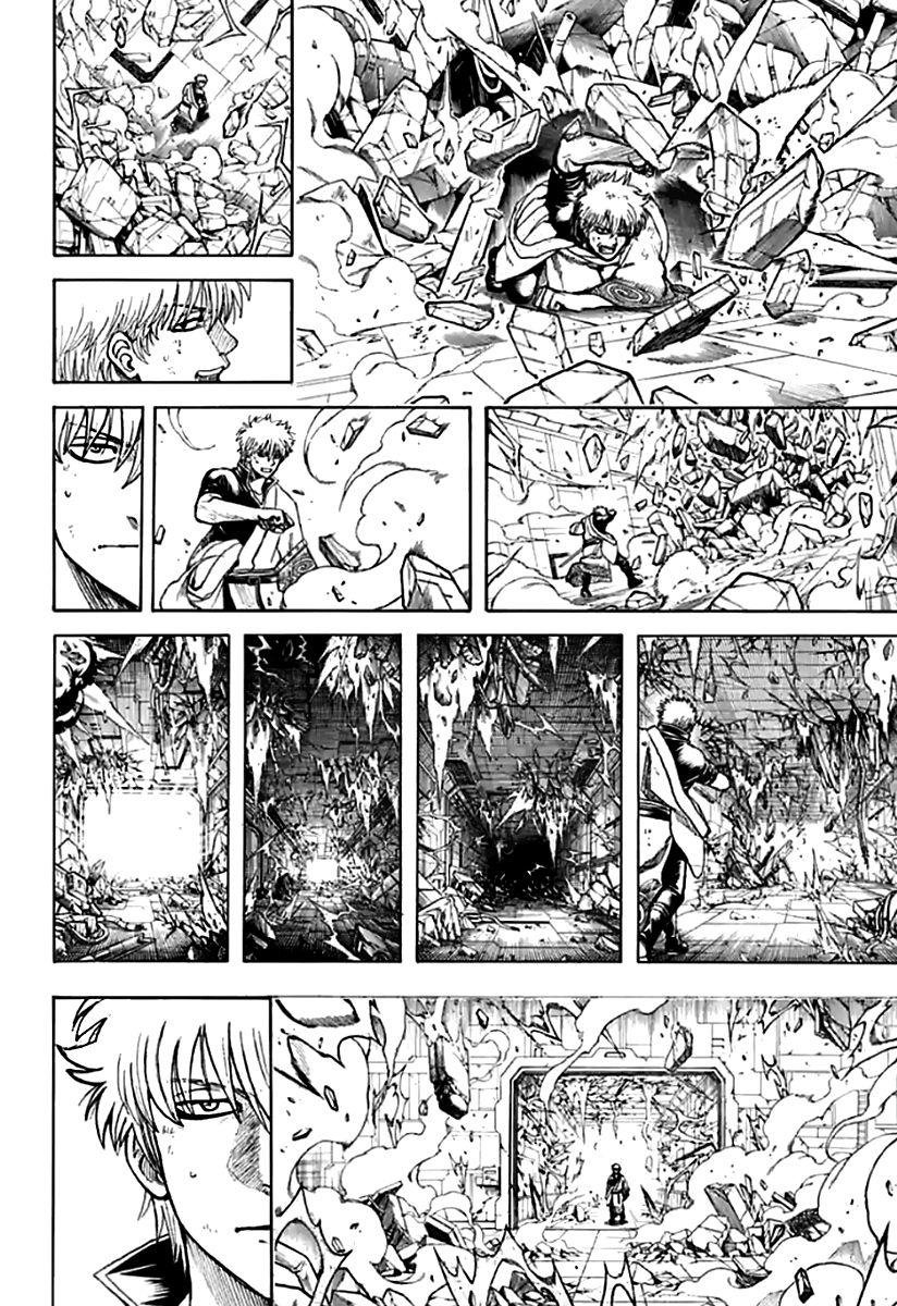 Gintama Chapter, 702 image 024