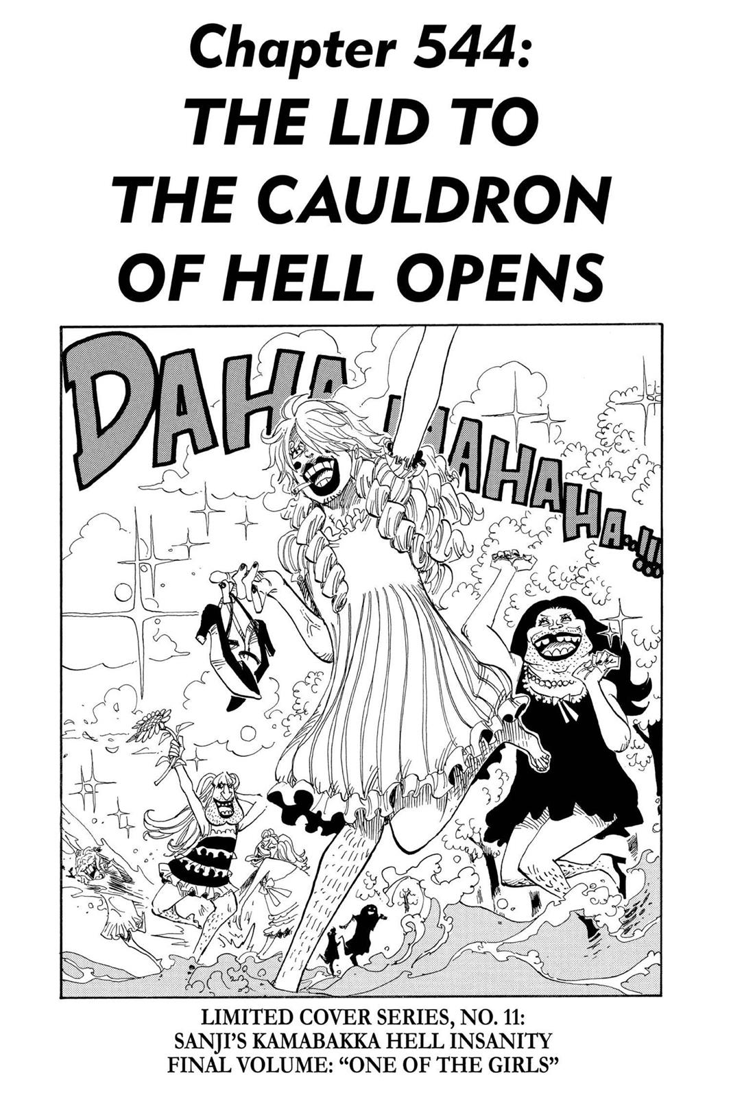 One Piece, Chapter 544 image 001