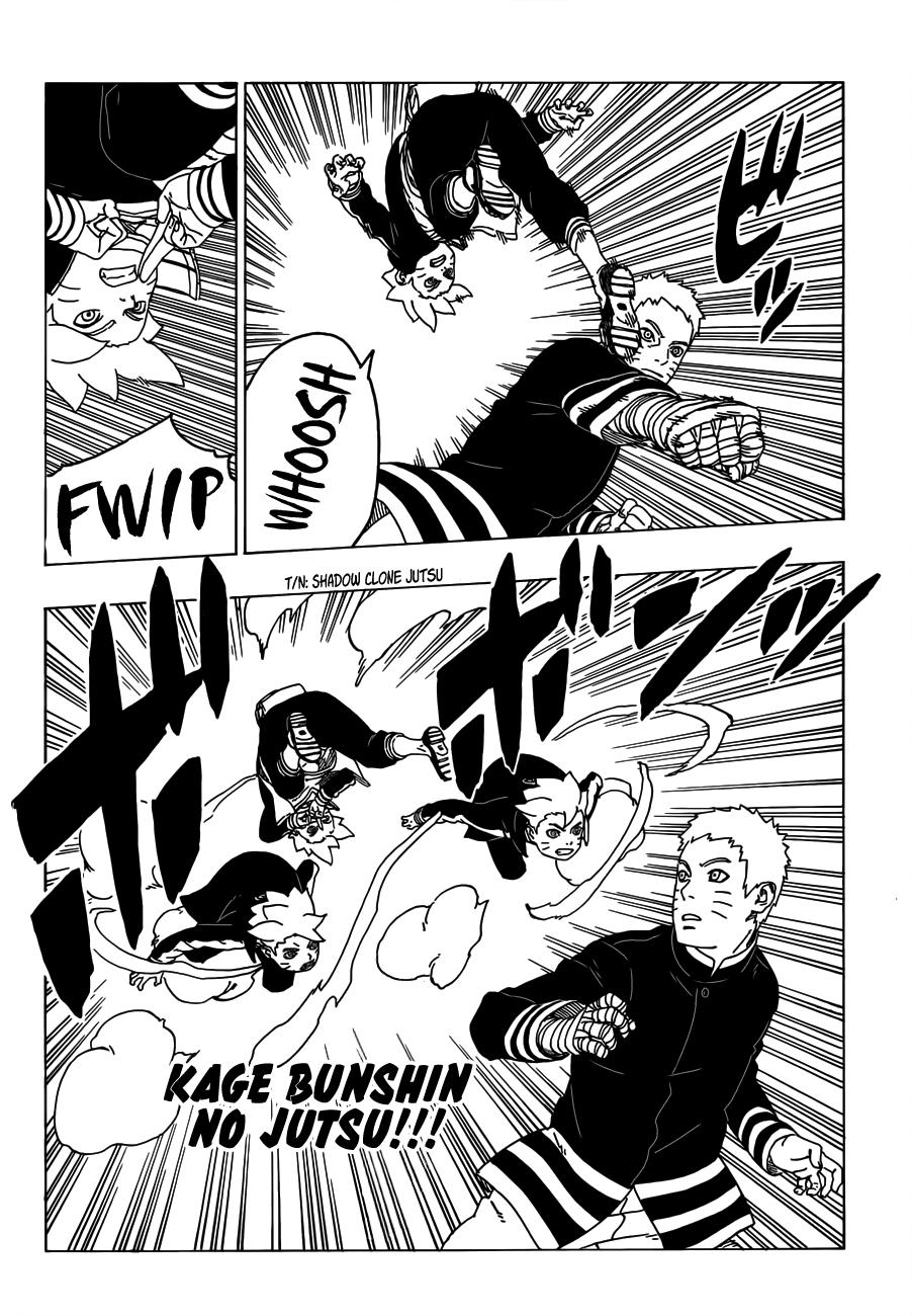 Boruto Manga, Chapter 29 image 011