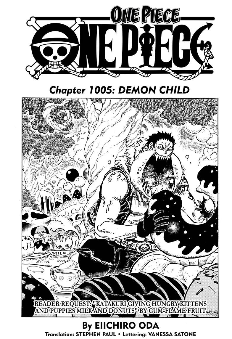Chapter 1005 image 001