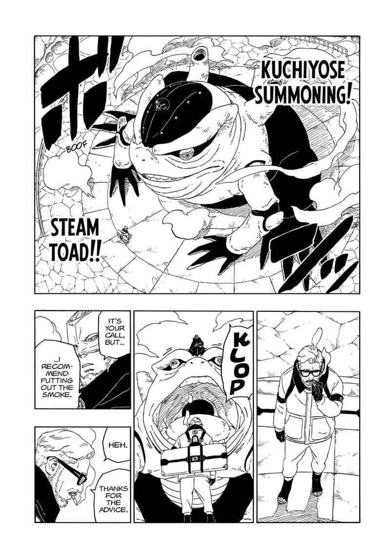 Boruto Manga, Chapter 44 image 007