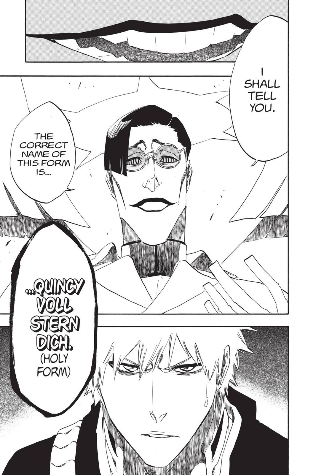 Bleach, Chapter 490 image 020