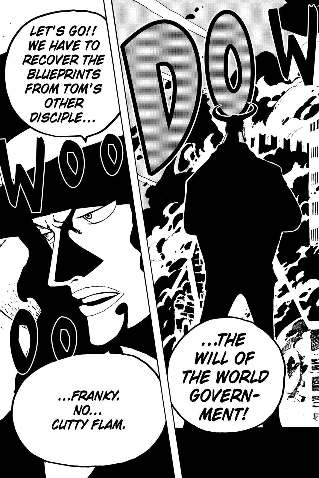 One Piece, Chapter 349 image 019