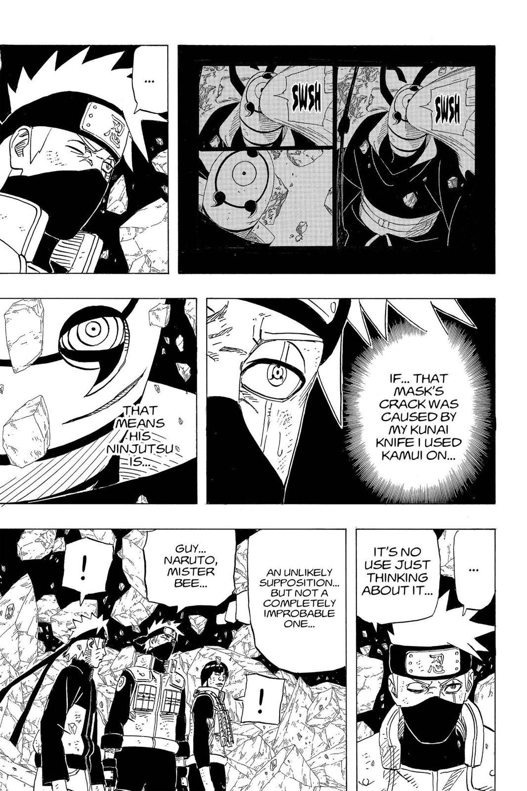 Naruto, Chapter 596 image 007