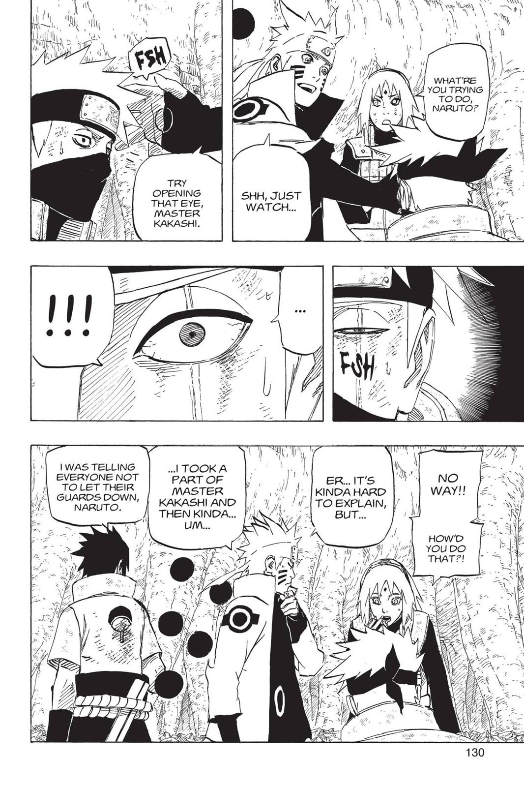 Naruto, Chapter 675 image 012