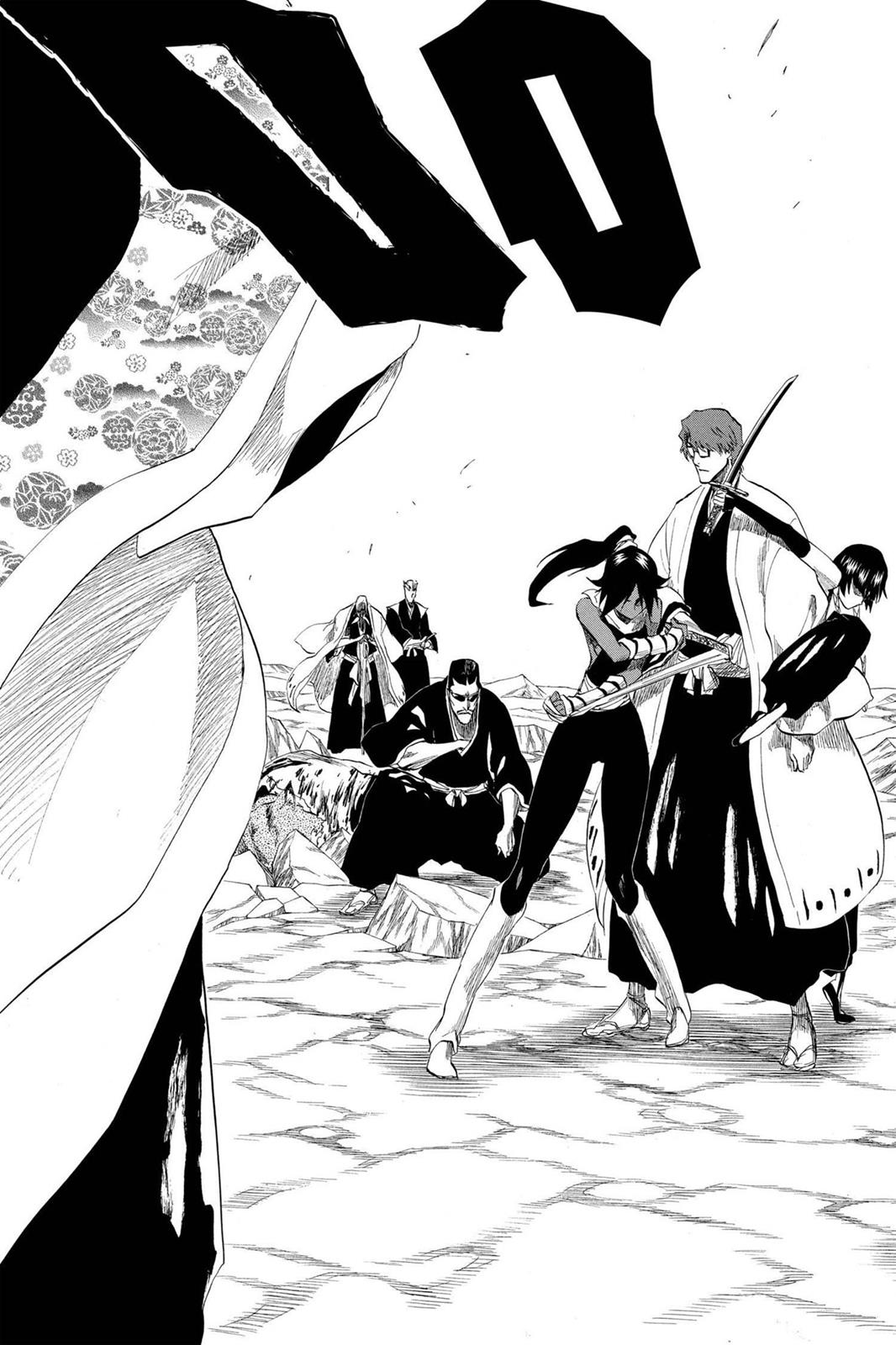 Bleach, Chapter 177 image 017