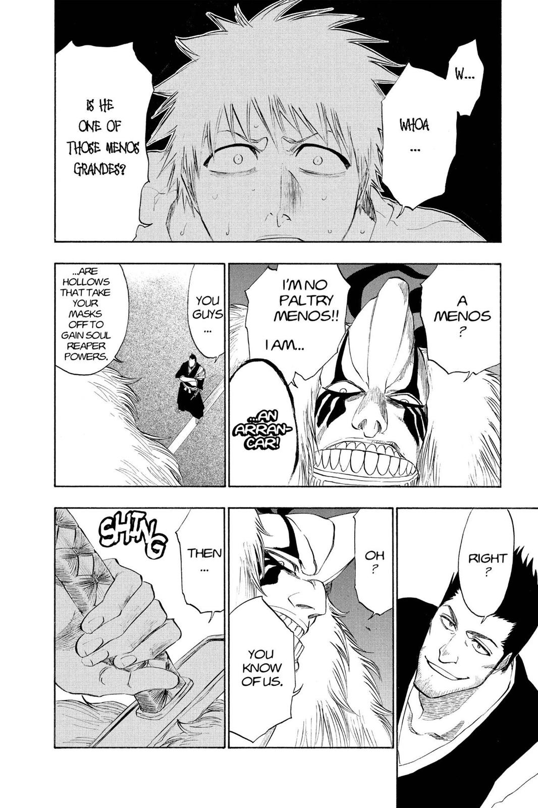 Bleach, Chapter 187 image 013