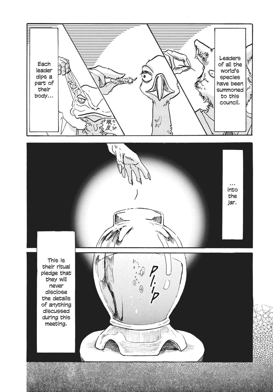 Beastars Manga, Chapter 53 image 006