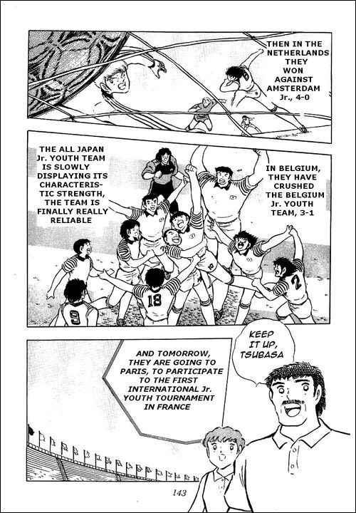 Captain Tsubasa, Chapter 89 image 067
