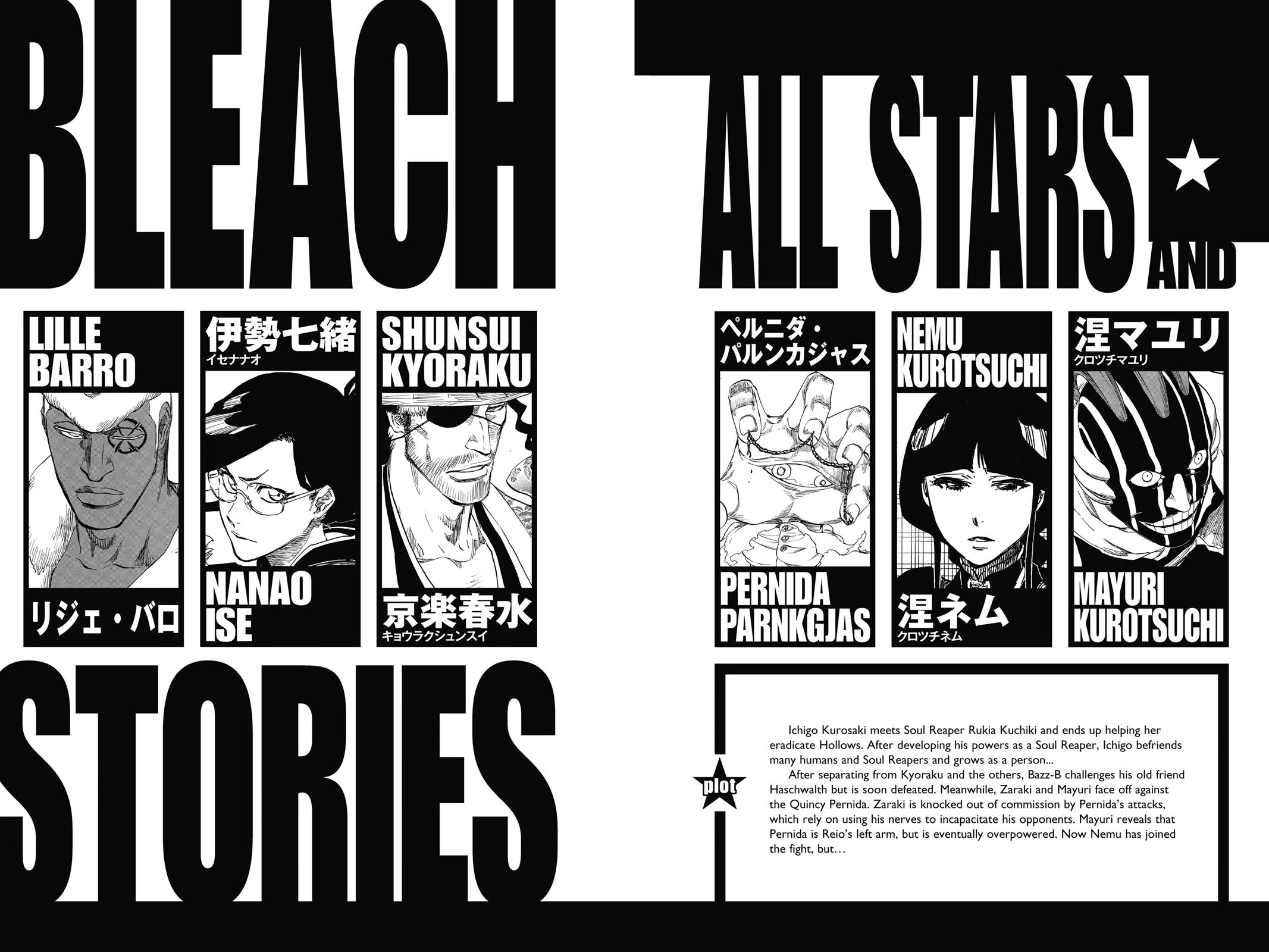 Bleach, Chapter 643 image 005