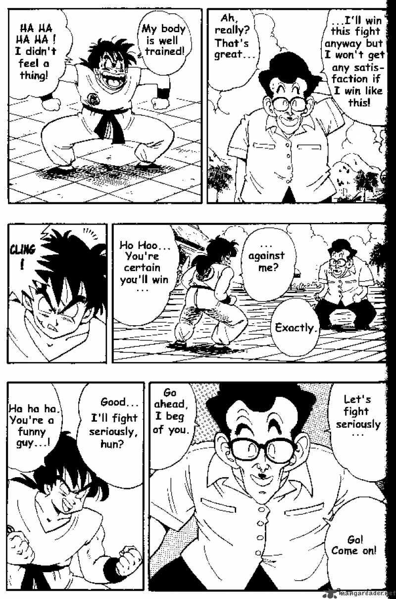 Dragon Ball, Chapter 174 image 009