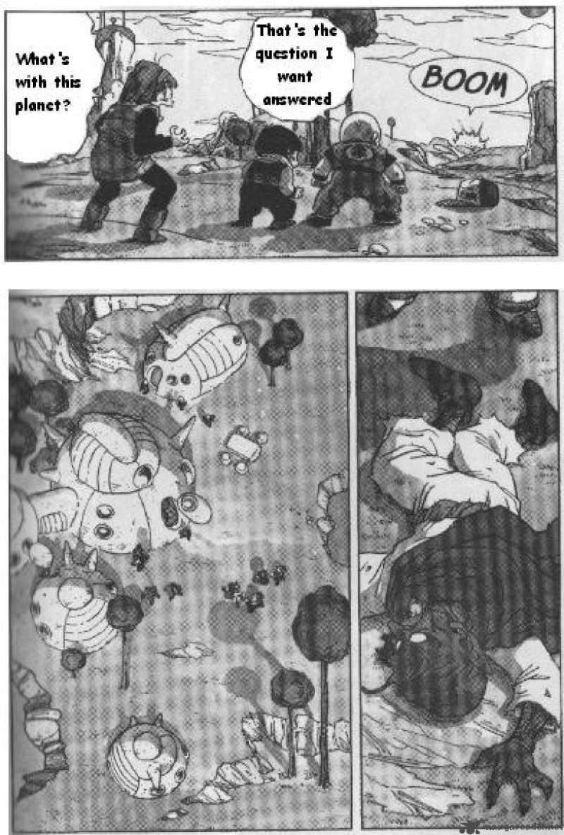 Dragon Ball, Chapter 247 image 013