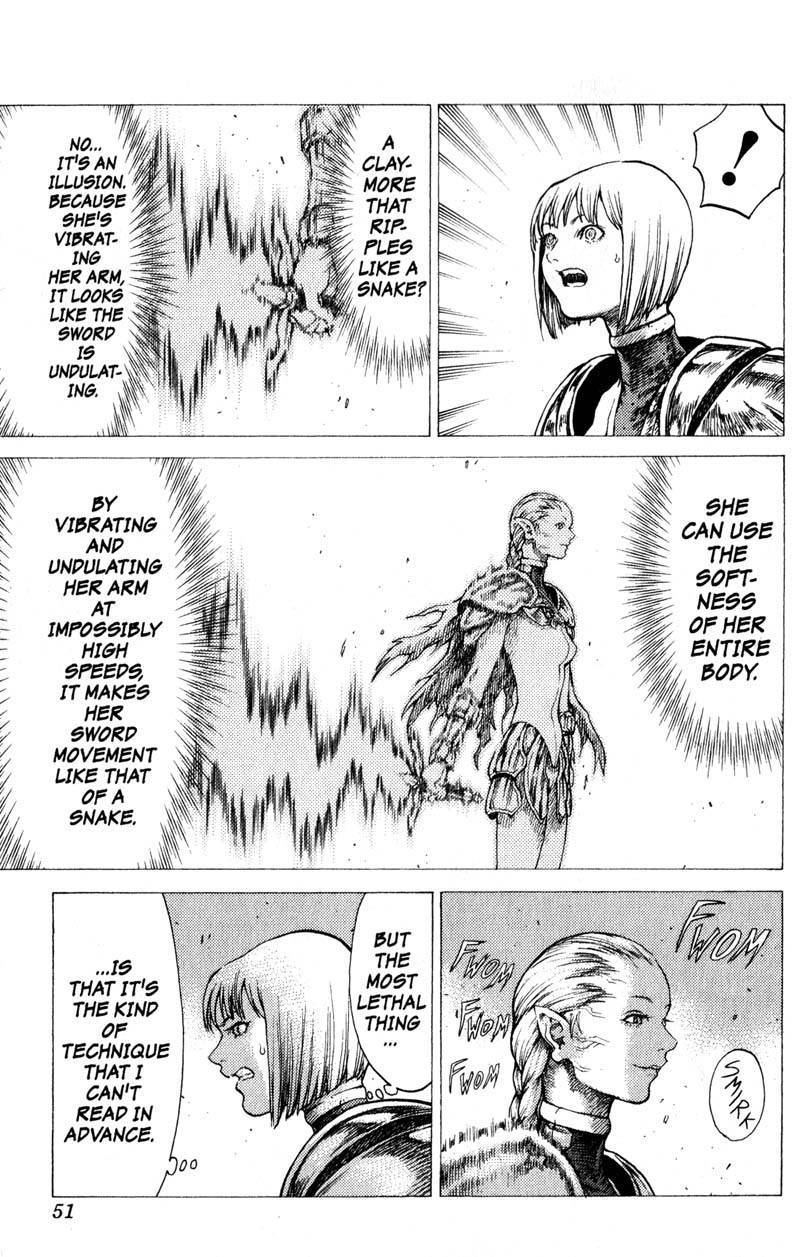 Claymore, Chapter 35 image 016