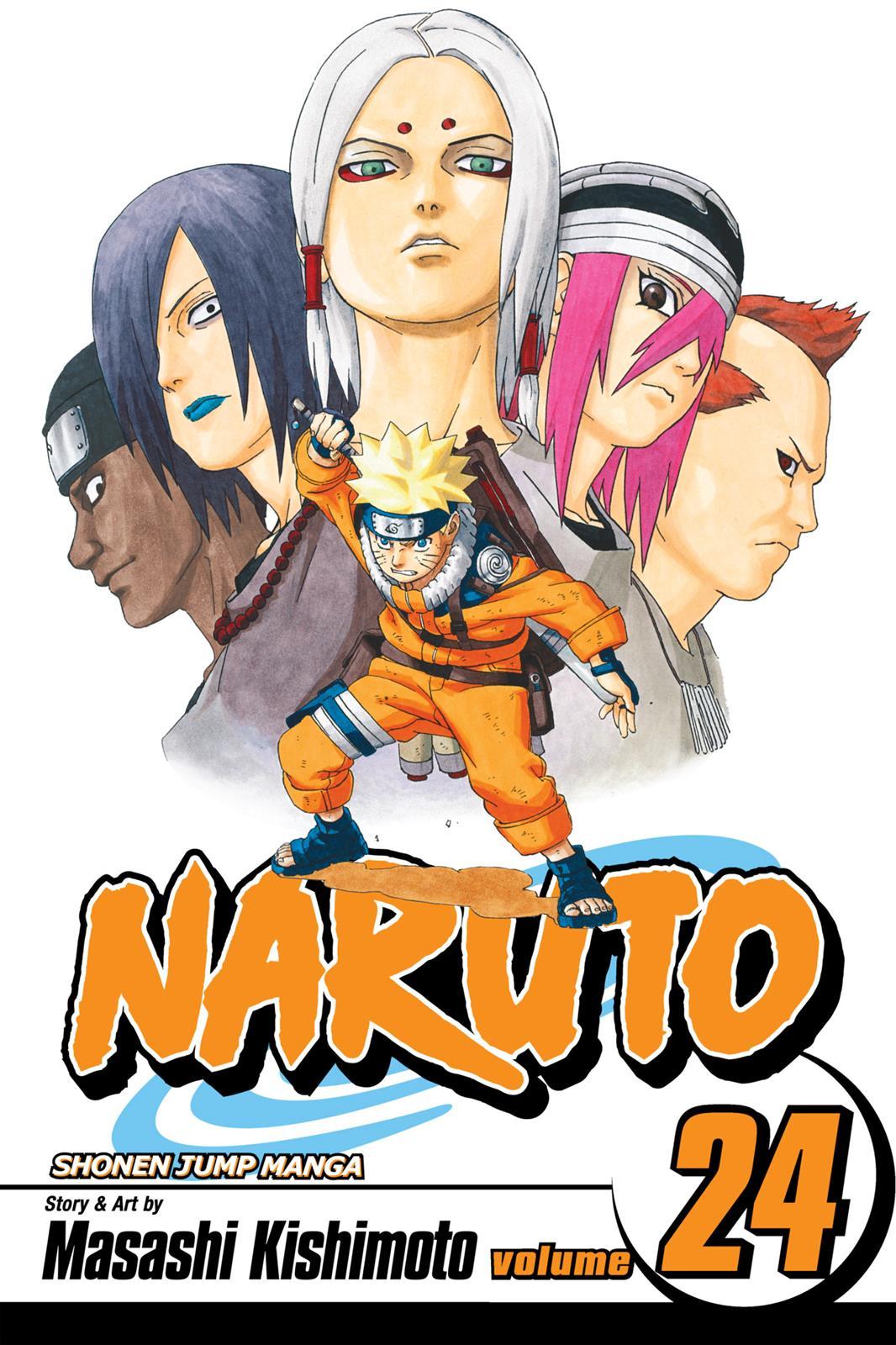 Naruto, Chapter 209 image 001