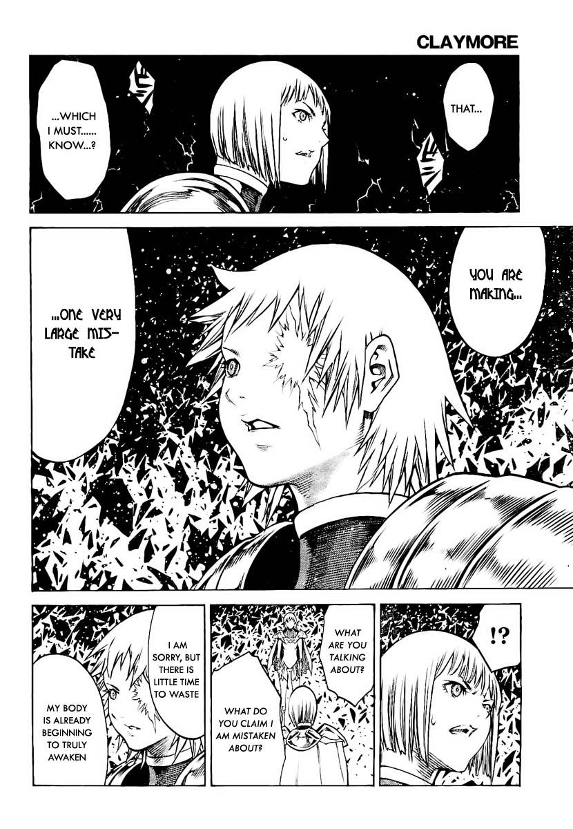 Claymore, Chapter 92 image 014