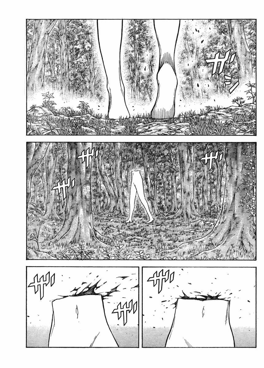Claymore, Chapter 132 image 025