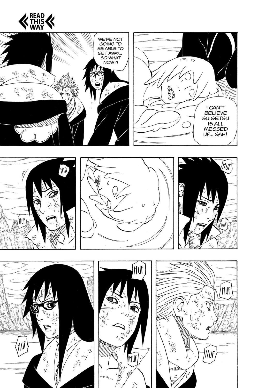 Naruto, Chapter 414 image 015