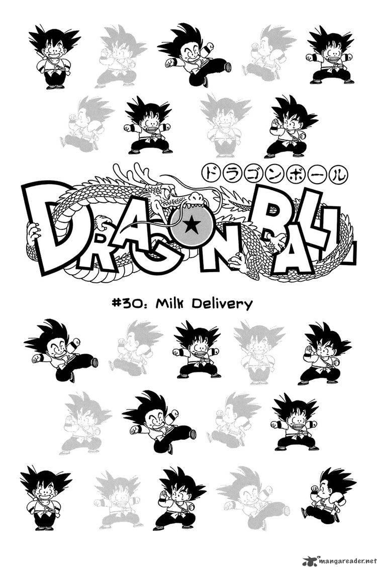 Dragon Ball, Chapter 30 image 005