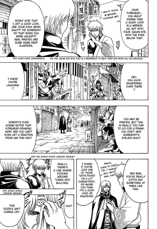 Gintama Chapter, 569 image 003