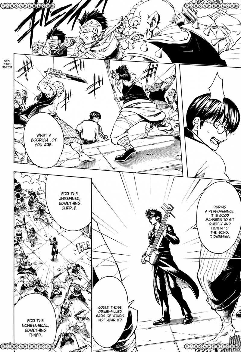 Gintama Chapter, 561 image 004