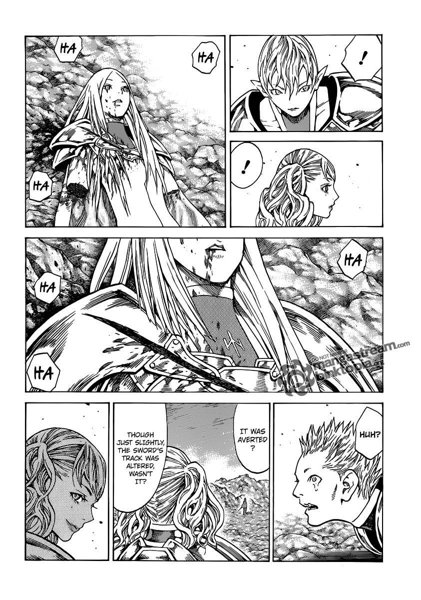 Claymore, Chapter 118 image 010