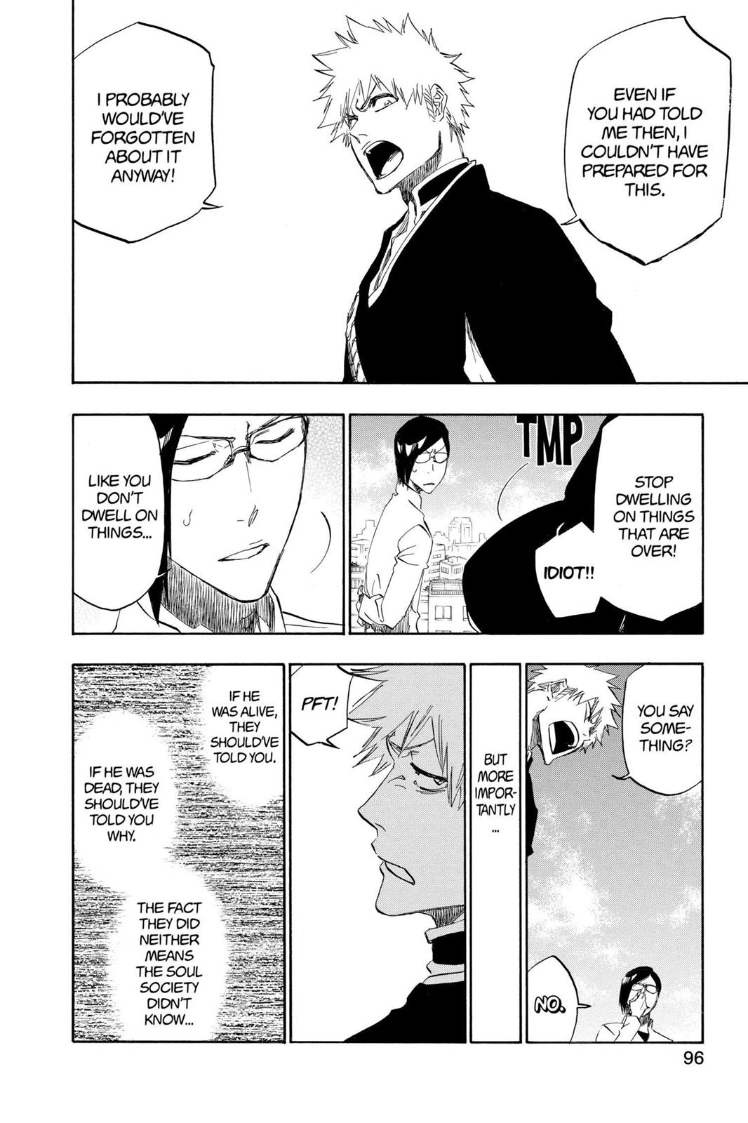 Bleach, Chapter 464 image 008
