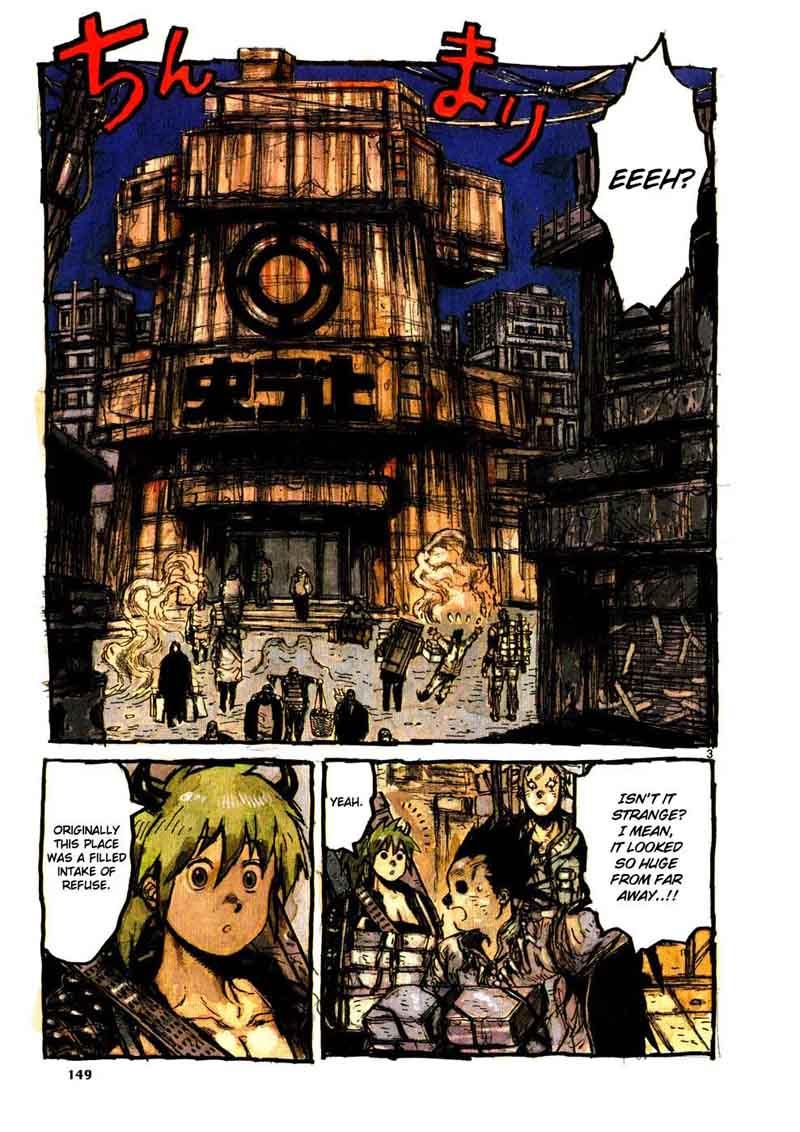 Dorohedoro, Chapter 108 image 004