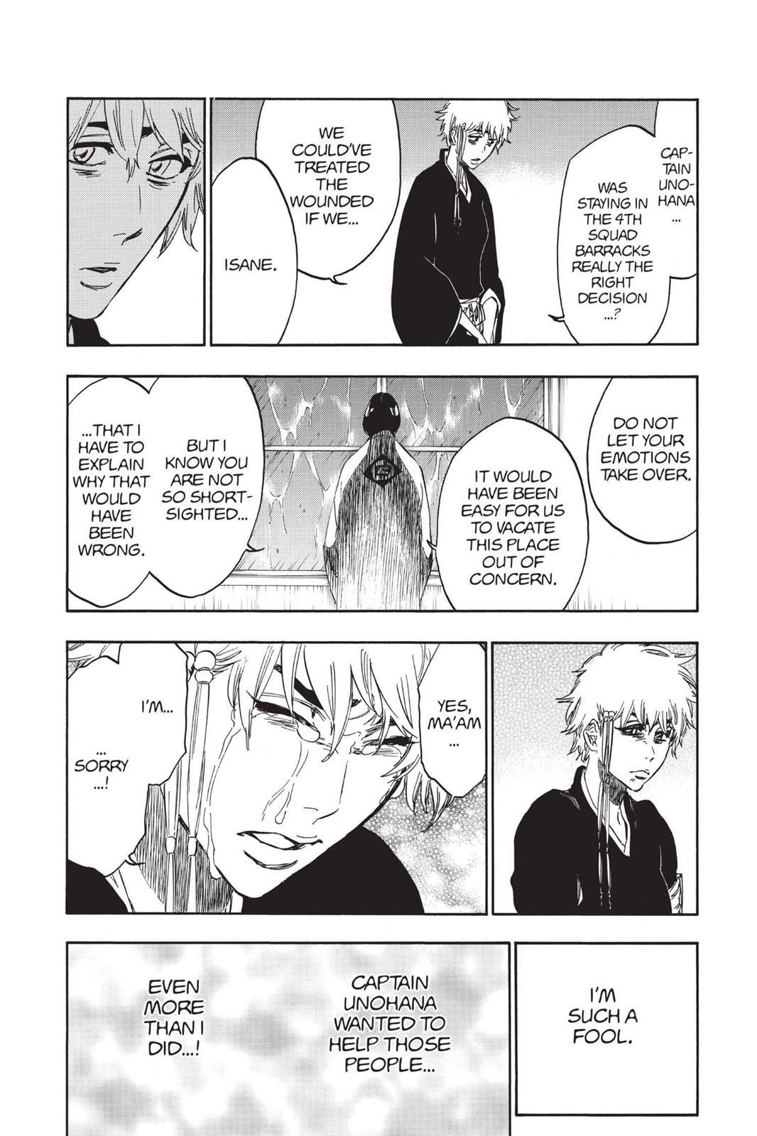 Bleach, Chapter 515 image 002