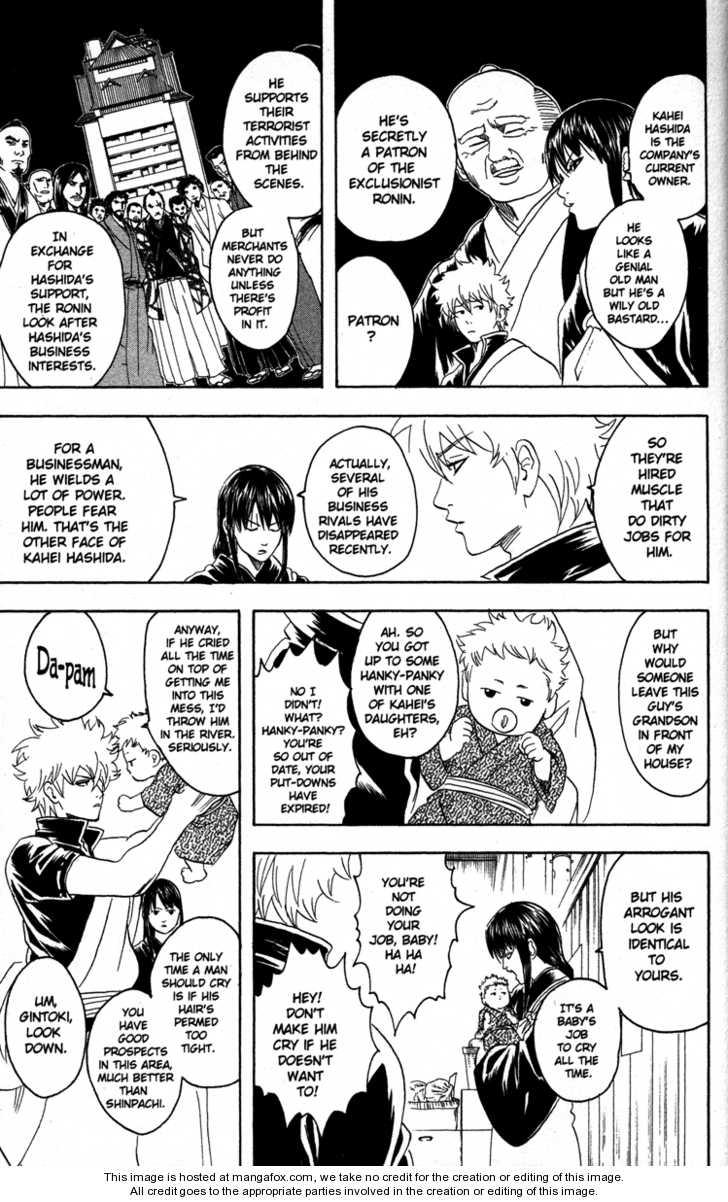 Gintama Chapter, 78 image 013