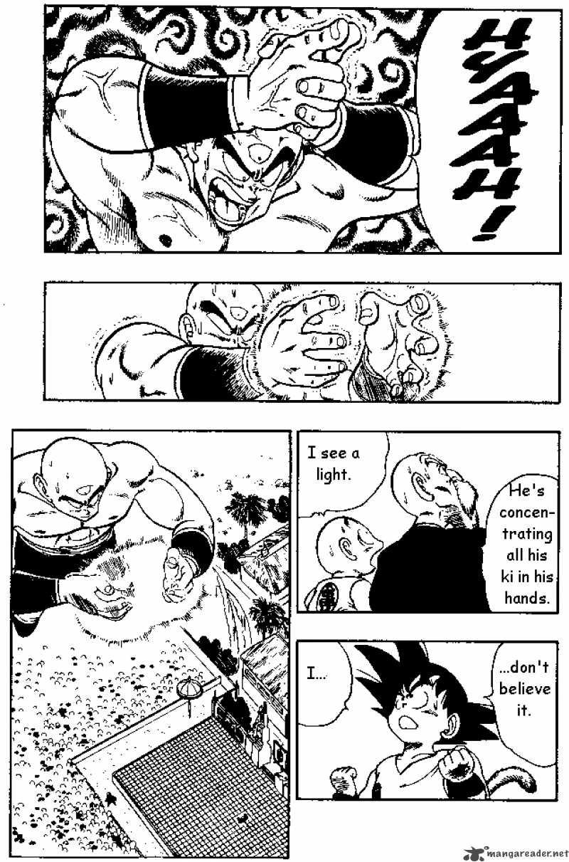 Dragon Ball, Chapter 133 image 003