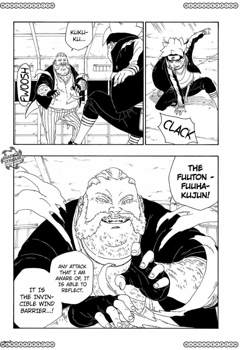 Boruto Manga, Chapter 14 image 026