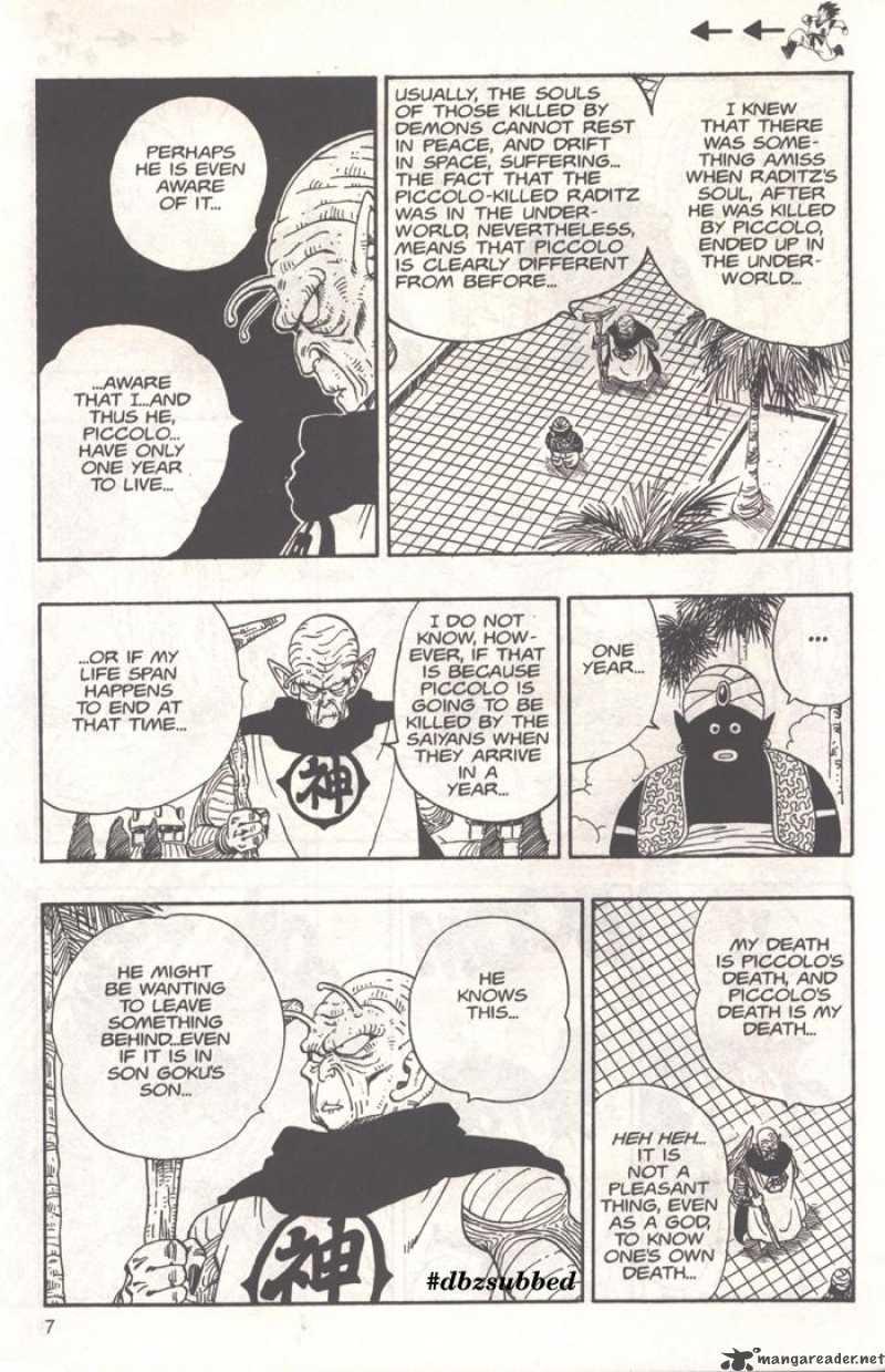 Dragon Ball, Chapter 207 image 007