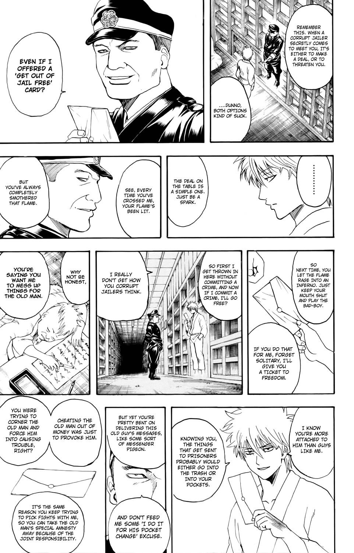 Gintama Chapter, 341 image 009