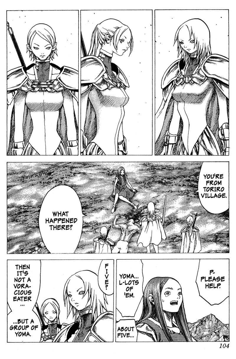 Claymore, Chapter 25 image 003