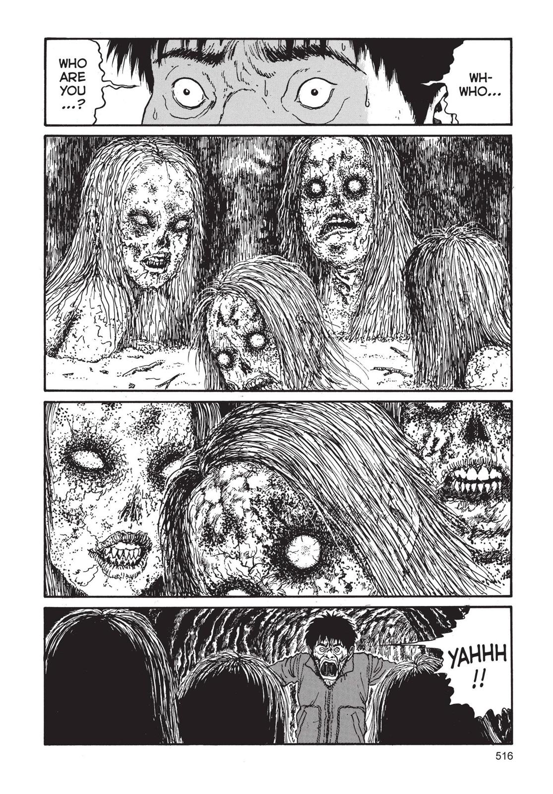 Tomie, Chapter 13 image 024