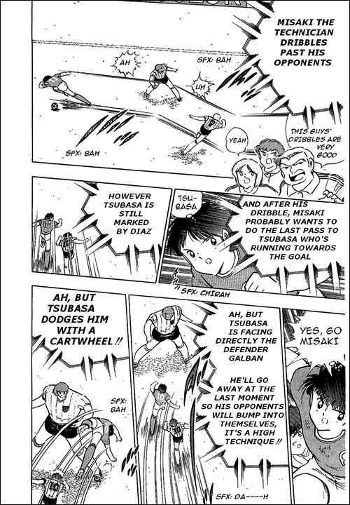 Captain Tsubasa, Chapter 94 image 069