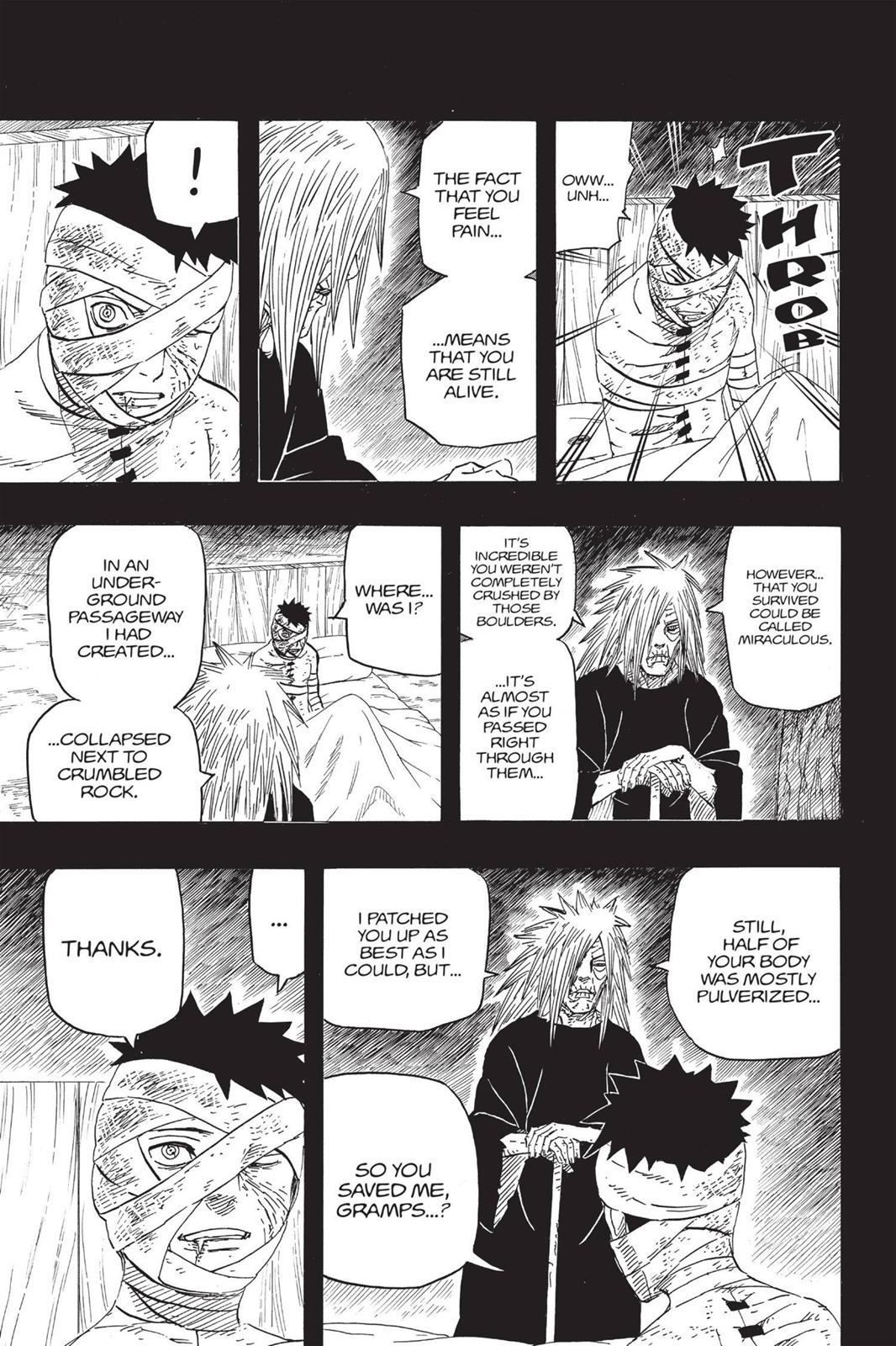 Naruto, Chapter 602 image 003