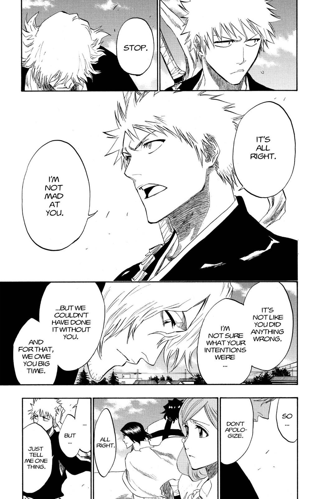 Bleach, Chapter 182 image 010