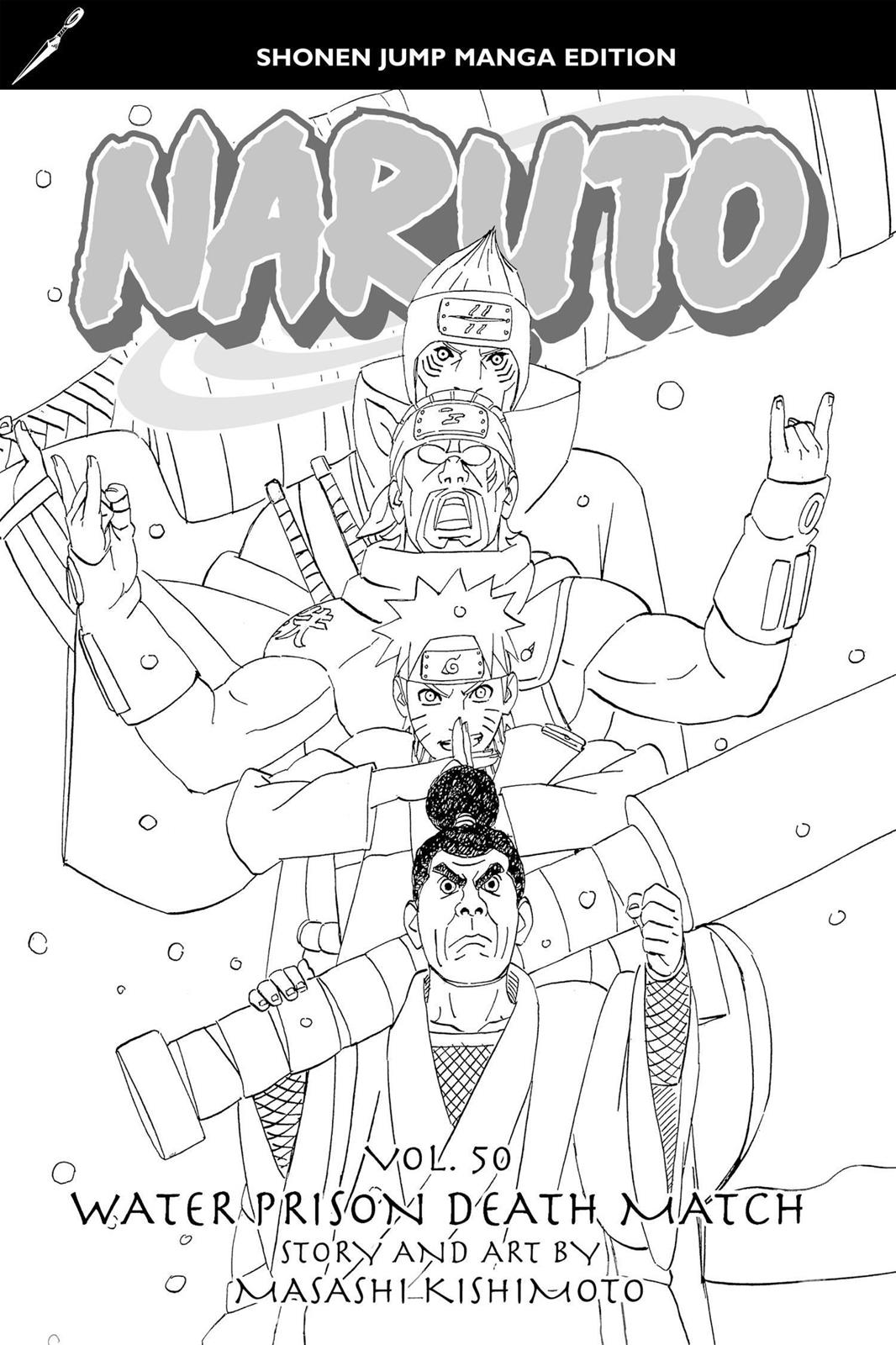 Naruto, Chapter 464 image 004