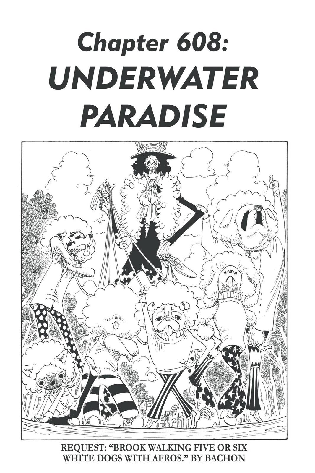 One Piece, Chapter 608 image 001