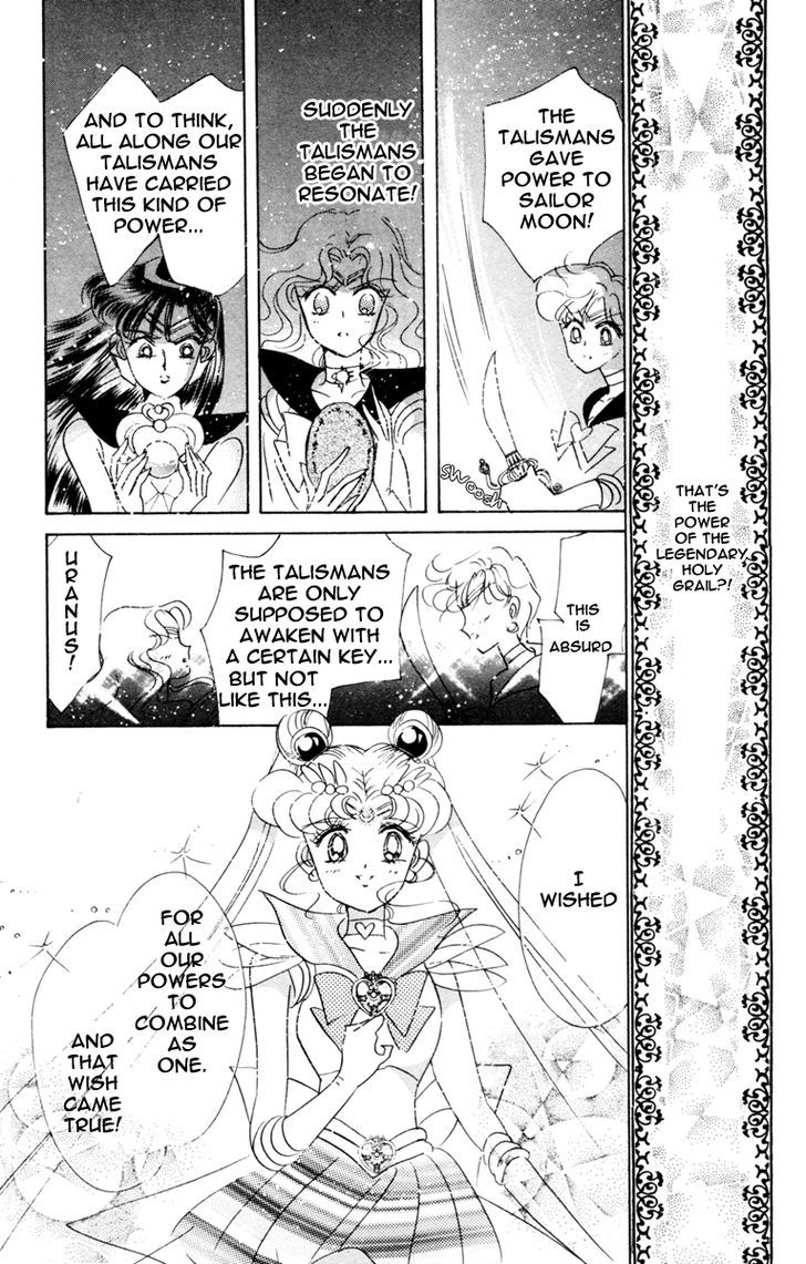 Sailor Moon, Cahpter 33 image 020